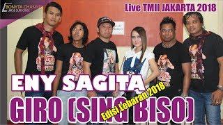 GIRO SING BISO SAGITA LIVE TMII 2018