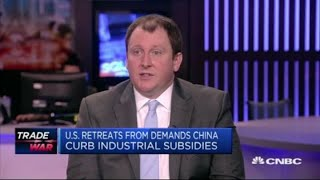 Markets priced for a US-China trade deal, strategist says   Squawk Box Europe