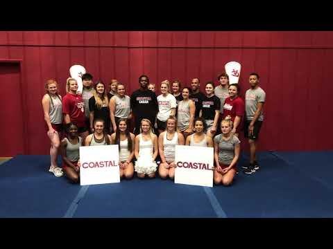 Coastal Alabama Community College Cheerleading