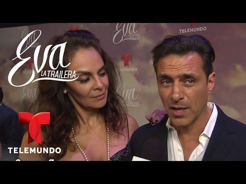 Eva La Trailera Los Actores Del Elenco Son Traileros De