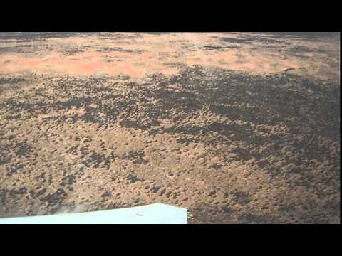 [HD] Boeing 717 takeoff and landing - Alice Springs NT to Ayers Rock (Connellan) Airport