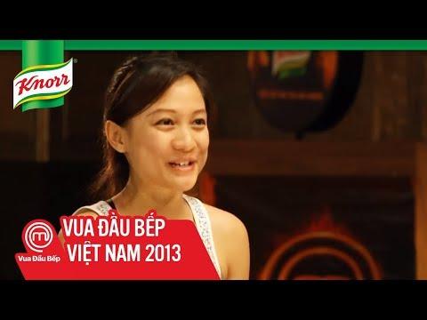 [Knorr] Tập 3 -- Gà nướng lá thơm và rau củ - Anh Thư -- Vua Đầu Bếp -- MasterChef Việt Nam