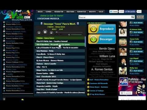 descargar musica gratis a tu celular