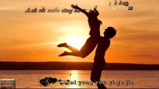 Học tiếng trung qua bài hát Chúng mình kết hôn đi