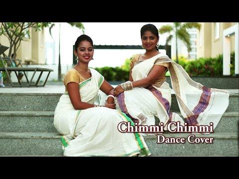 Chimmi Chimmi Dance| Urumi | Prabhudeva Master|  Team D.dose - ♥ Reshma Shalini & Savitha ♥