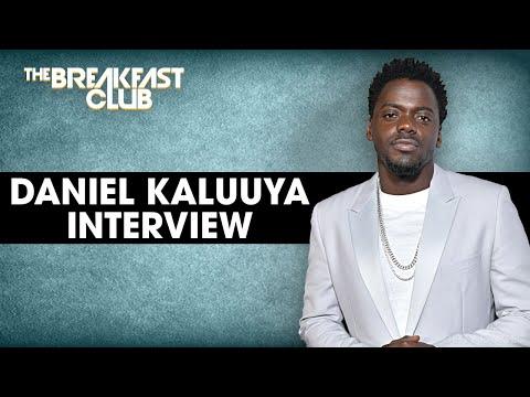 Daniel Kaluuya Speaks On Empowering Black Activists, Racism + Role In 'Judas & The Black Messiah