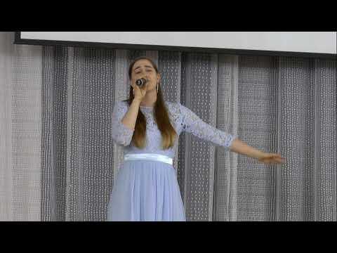 Колыбельная  (песня Полины Гагариной) cover