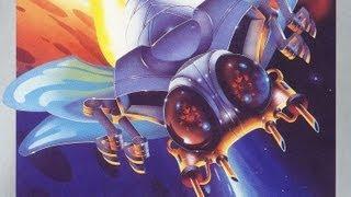 Classic Game Room - GALAGA for Atari 7800 review