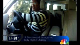 Land Rover Discovery 4 first drive