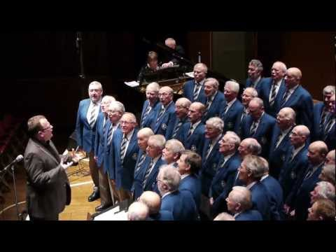 I Dreamed a Dream. Bristol Male Voice Choir, Gurt Winter Concert 2012, The Colston Hall
