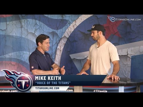 1-on-1 with Eric Decker, Part 1