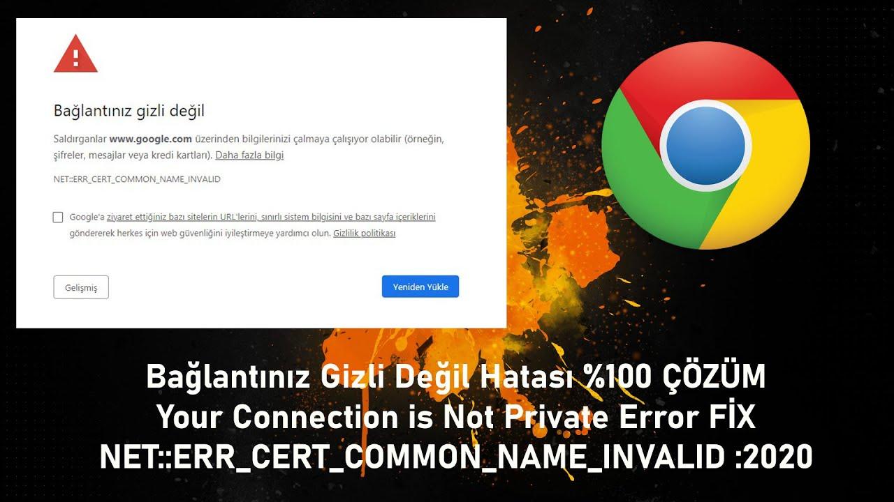 Google internet bağlantısı yok (proxy sunucusu)hatası Kesin Çözüm!!