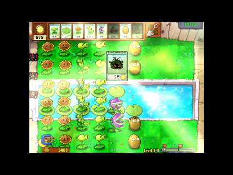 Plants vs. Zombies 3-2, 3-3, 3-4 and 3-5 (season 3)