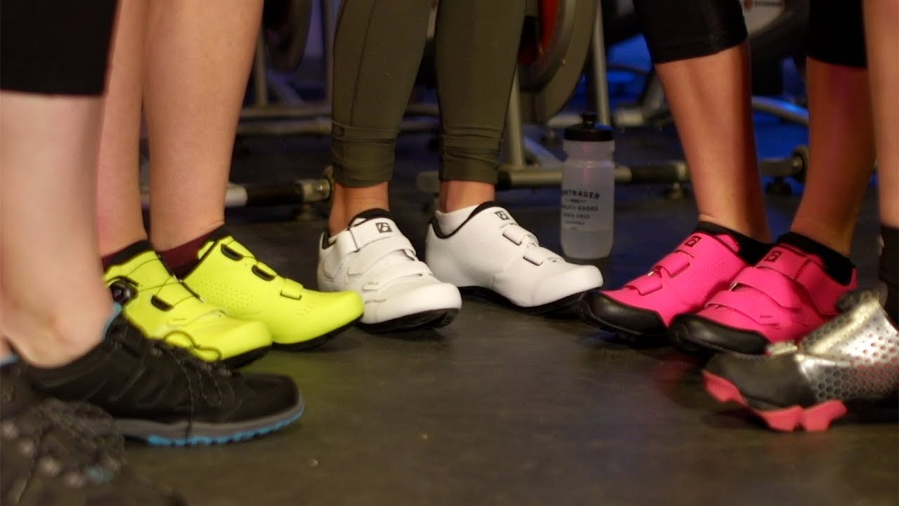 8394328549e How To  Choose Indoor Cycling Shoes - YouTube