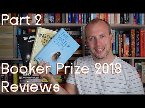 Washington Black, The Long Take & The Water Cure | Booker Prize 2018 Reviews