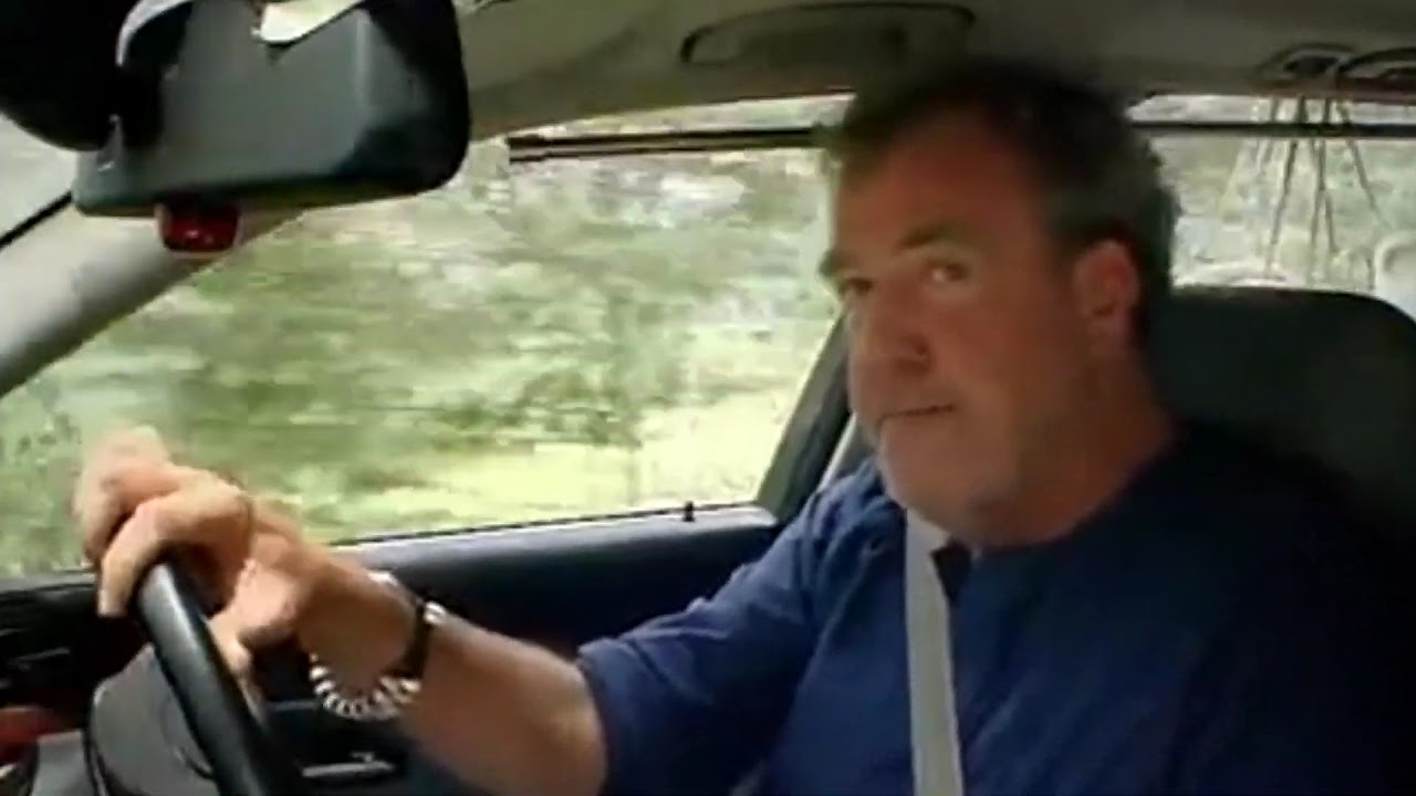 Sometimes My Genius Is Almost Frightening Top Gear Youtube