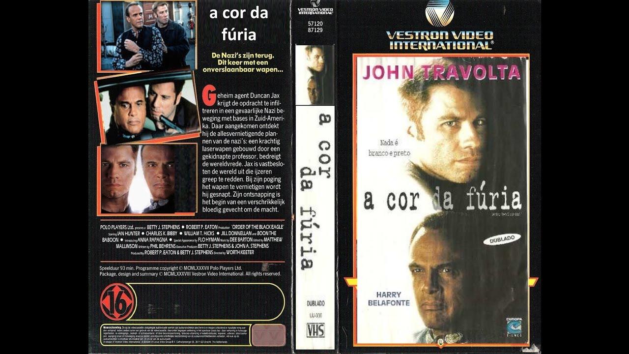 Resultado de imagem para A COR DA FÚRIA 1995