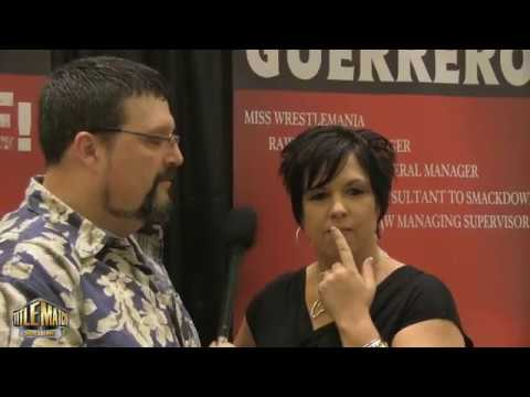 Vickie Guerrero on Her Favorite Wrestlemania Moment