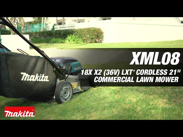 MAKITA 18V X2 (36V) LXT 21