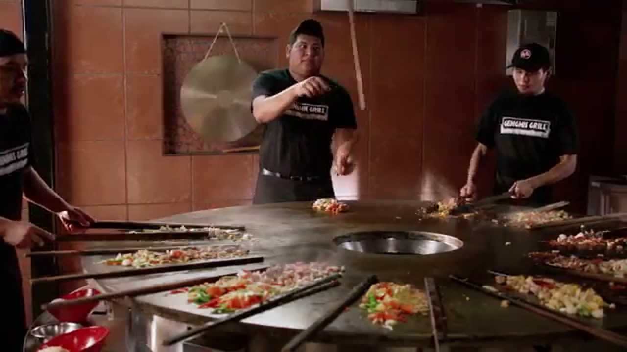 Genghis Grill Fresh Best Healthy Stir Fry Restaurant Brandon Carrollwood Tampa Florida You