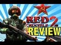 Red Crucible 2 Review (Multiplayer Gameplay!) FREE FPS