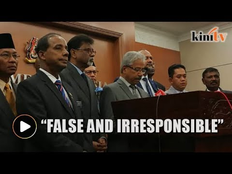 Ministers want probe over 'irresponsible' statement by Subang Jaya police