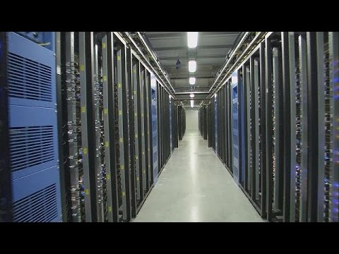 Facebook boasts green data centre in Luleå, Sweden