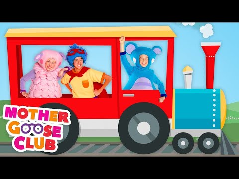 Chu Chu Train Learn Colors Compilation🌟 Trains for Boys 🌟 Learn Songs for Kids | Mother Goose Club