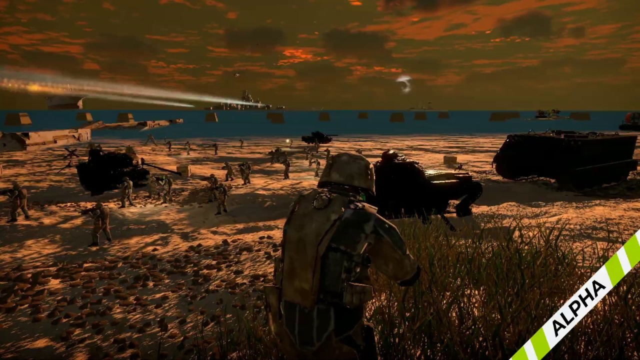 BeachHead 2020 (Alpha): THE STORM IS COMMING!!
