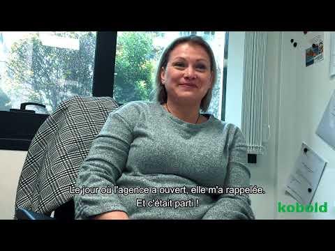 Rencontre avec Sonia, conseillère Kobold VDI à Paris