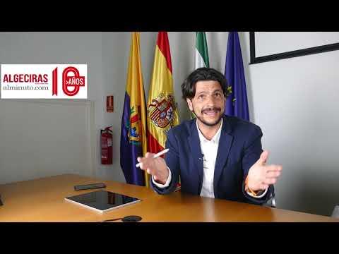 Entrevista a Sergio Pelayo, candidato a la alcaldía en Algeciras por ciudadanos