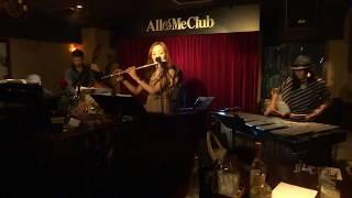 2015年3月27日@六本木「All of Me Club」 酒井麻生代Quintet / 酒井麻...