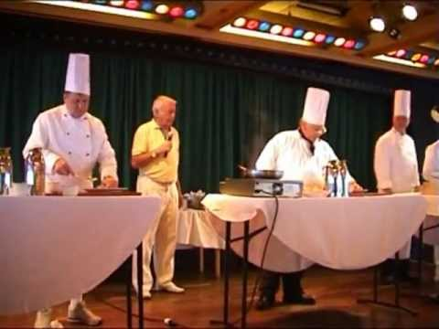 Pots, Pans and Paradise - Fred Olsen World Cruise 2005