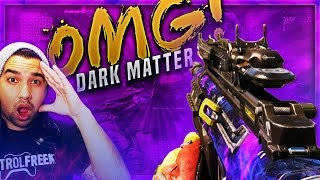 1 Gun 6 ATTACHMENTS! - BETTER Than PERKS? Black Ops 3 DARK MATTER CAMO VMP Live Gameplay (RARE Camo)