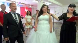 Свадьба.Свадебный клип.Верхняя тура.