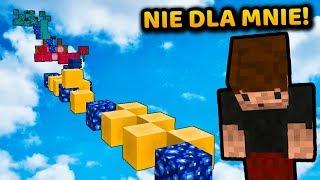 NAJPROSTSZY PARKOUR w MINECRAFT! - Minecraft: Oceniam was! #64