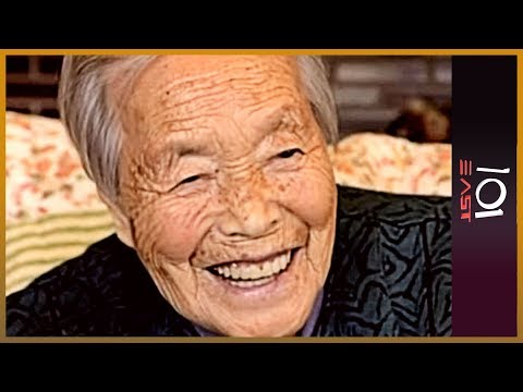 Ageing Japan: The burden of a graying planet | 101 East