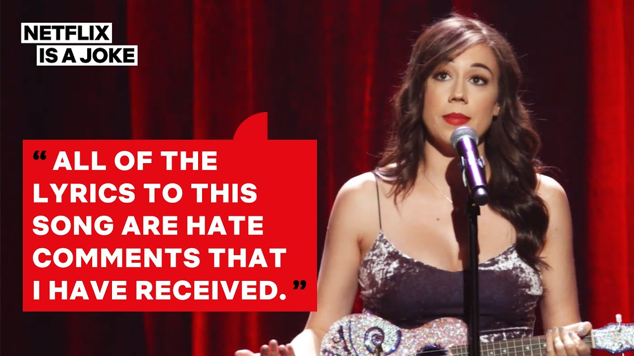 Colleen Ballinger (Miranda Sings) Sings a Song for the Haters | Netflix Is A Joke
