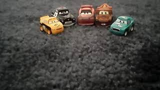 My Mini Disney Pixar cars Review