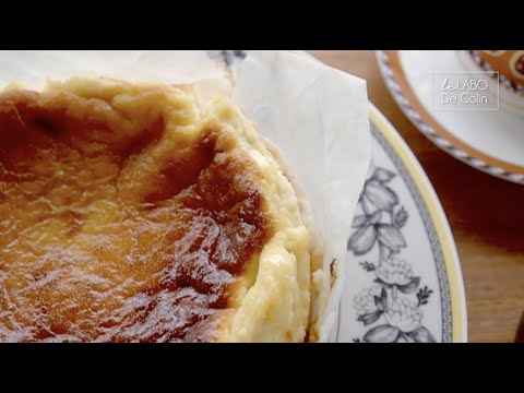 michelin-starred-burnt-basque-cheesecake-🍽