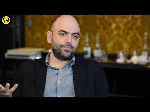 'Ndrangheta, Camorra, Cosa Nostra… Rencontre avec Roberto Saviano, spécialiste des mafias