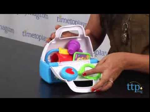 Fisher Price Medical Kit - YouTube