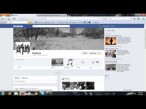 How To Download Music From Facebook