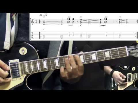 Bad Company - Can't Get Enough - Rhythm Guitar Lesson (w/Tabs)