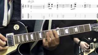 Bad Company - Can't Get Enough - Rhythm Guitar Lesson (w/Tabs)