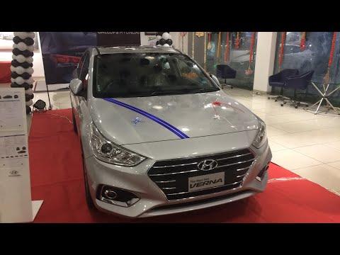 2017 Hyundai Verna Exterior, Interior and specifications