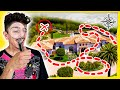 The ULTIMATE $10,000 Treasure Hunt in the NEW HOUSE!!