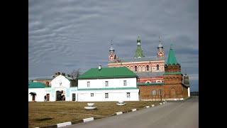 Старая Ладога. Никольский монастырь