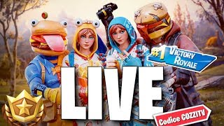 WIN SKIN by spopches with PRIVATE SERVERS - COZZITV - LIVE FORTNITE