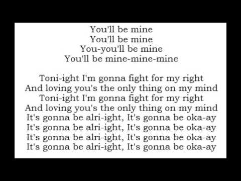 You'll Be Mine - Havana Brown (Lyrics)